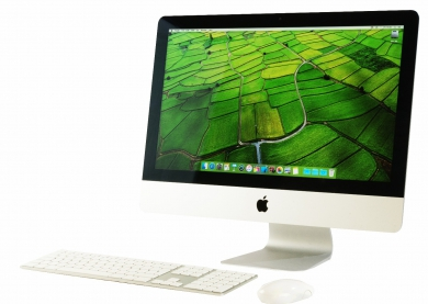 Apple iMac 21inch Turbo Boost