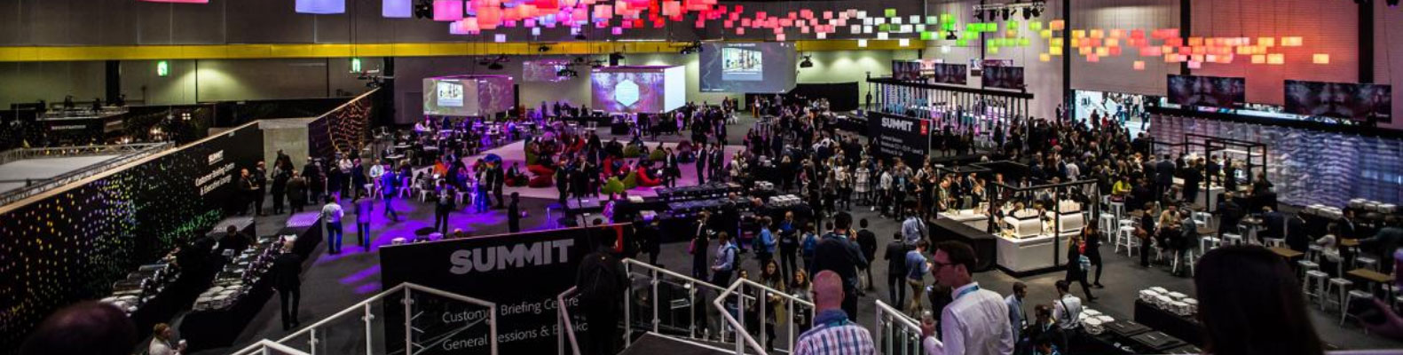 Equipment hire for conferences, exhibitions & trade shows
