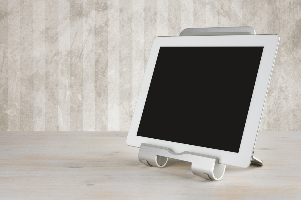 iPads on Stands Can Give You The Edge At Business Events